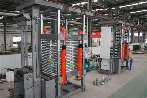 Verticle Filter Press